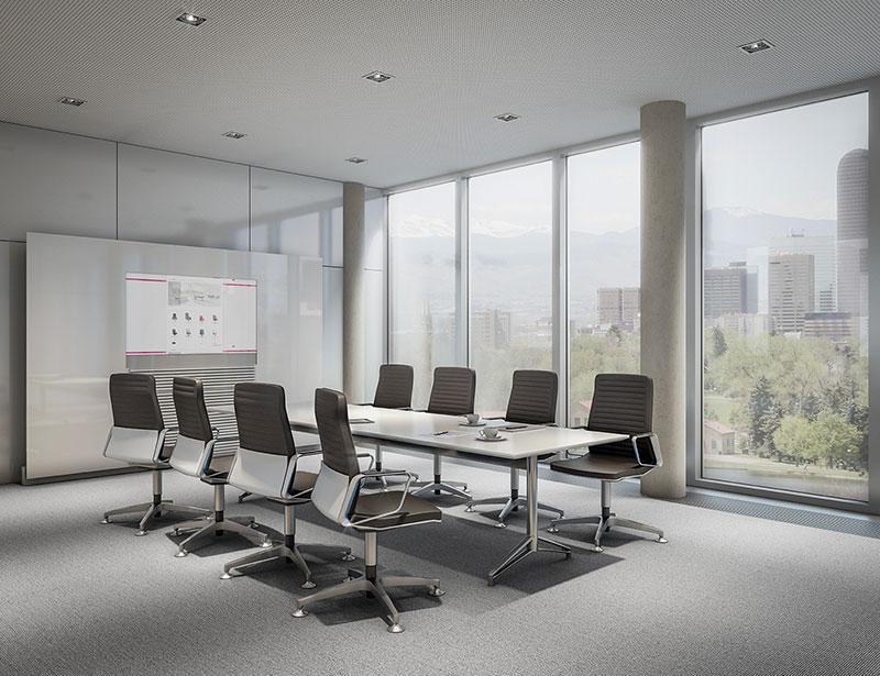 Konferenztische Und Konferenzstühle Büromöbel Schandert Berlin